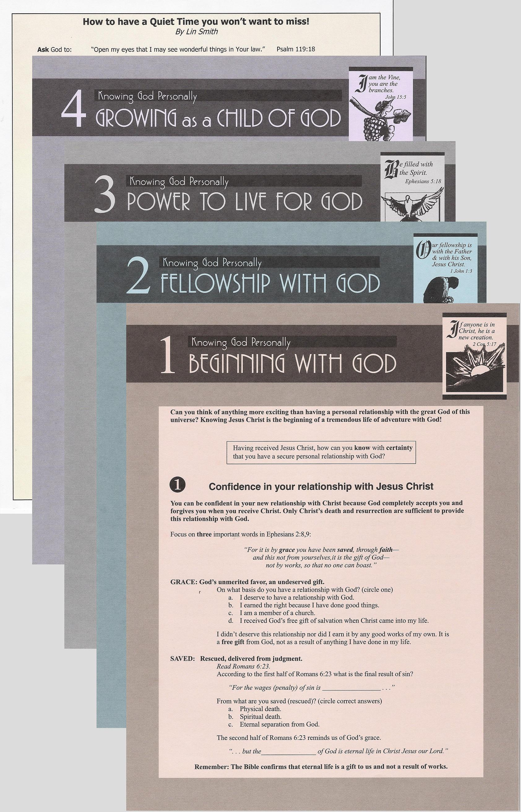 photo relating to Four Spiritual Laws Printable named Retail outlet Multiplication Ministries