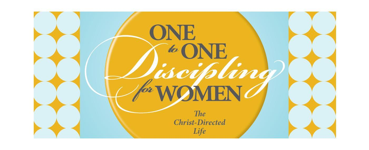 One-to-One Discipling for Women